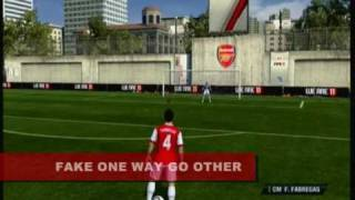 FIFA 11 - Skill moves Tutorial