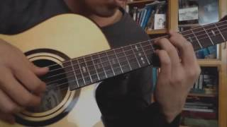 Steven Universe Ending theme - Love Like You (acoustic cover)
