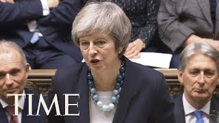 British Prime Minister Theresa May Rejects Calls To Delay EU Departure | TIME