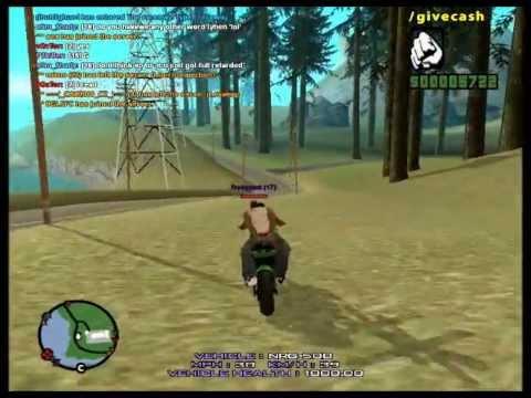 #1 Прохождение GTA San Andreas [Android]