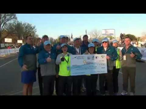 2015 Credit Union Cherry Blossom Ten Mile Run from RUNNING National Broadcast Series
