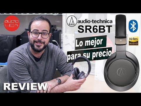 ATH SR6BT Auriculares Bluetooth. Lo mejor para su precio