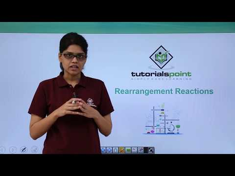 Organic Reactions - Rearrangement