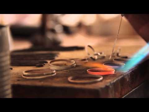 Proceso de fabricación de las joyas Ccusi