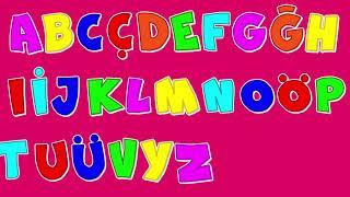 Alfabe öğreniyorum abc çocuk şarkıları sevimli dostlar