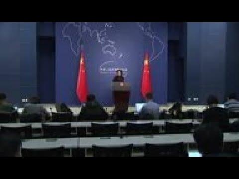 China denies pushing Faroe Islands on Huawei