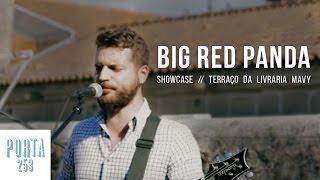 BIG RED PANDA // Ao vivo na Porta 253