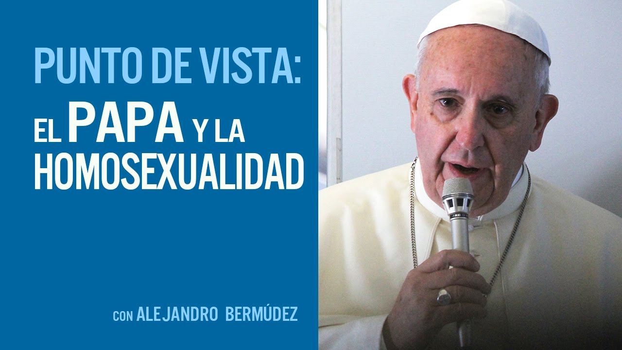 Video sobre el homosexualismo