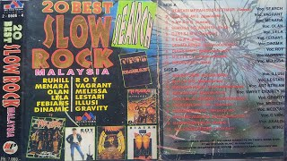 Top Hits -  20 Best Slow Rock Malaysia