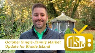 NSTV | October RI Single Family Market Stats