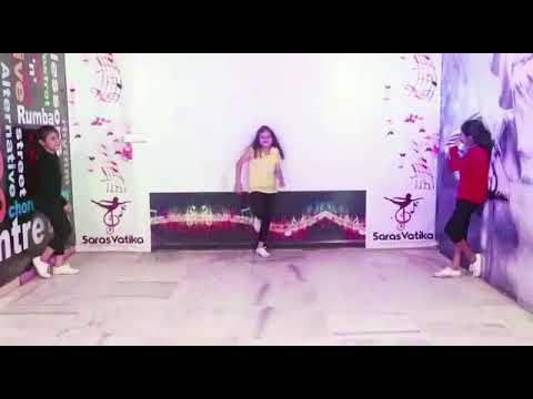 Zingaat Dance By Aditi,Aishani,samriddhi Choreo By Manish Thakur