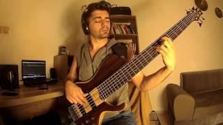 Laço Tayfa - ATMACA - Bass Cover By Ümit KAZAN