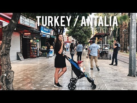 ПУТЕШЕСТВИЕ// TURKEY/ ANTALIA