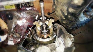Stels 700D - Проект DROVA - часть 20 – Как снять Шкив генератора без спецсъёмника!