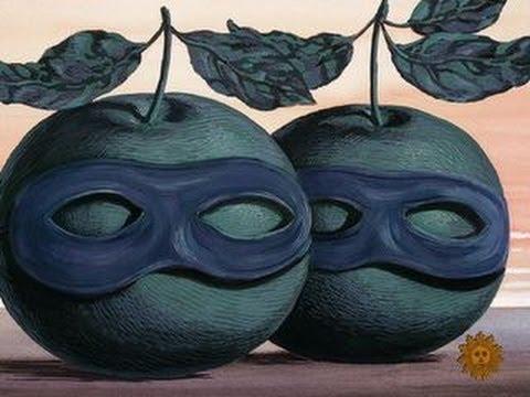 Surrealist Rene Francois Magritte