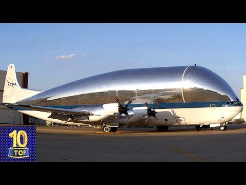 Top 10 strange aircraft and bizarre flying machines in the world