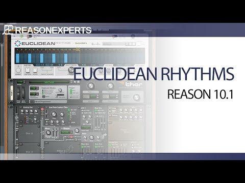 Reason 10.1 Euclidean Player   Reason 10 Tutorial