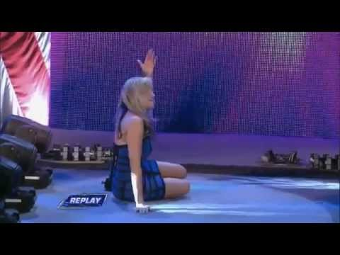 Lilian Garcia Botches