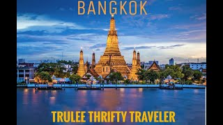 Bangkok, Thailand for under $15.00 a night. Khao San Road 2018