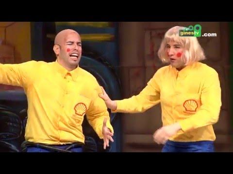 Los Vin Diesel. Carnaval de Gines 2016 (Segunda semifinal)