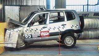 Краш-тест Chevrolet Niva(, 2011-01-12T14:26:20.000Z)