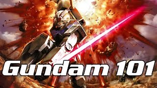 Introduction to Gundam (Where to Start)
