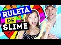 RULETA DE SLIME | SLIME vs SLIME | Daniela Golubeva