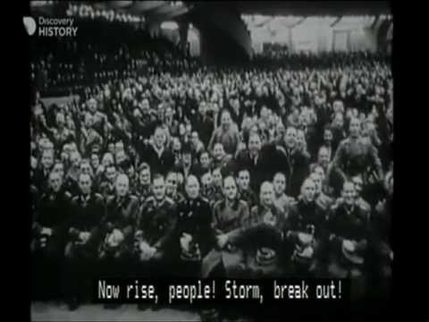 Goebbels - Do You Want Total War