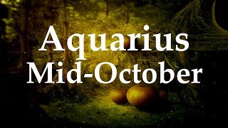 Video Aquarius Mid-October 2017 COMING OUT THE END OF THE TUNNEL - Aquarian Insight download MP3, 3GP, MP4, WEBM, AVI, FLV Oktober 2017