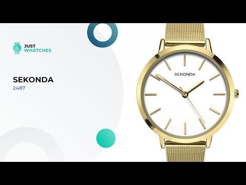 Slick Sekonda 2487 Women's Watches Honest 360°, Detailed Specs, Prices