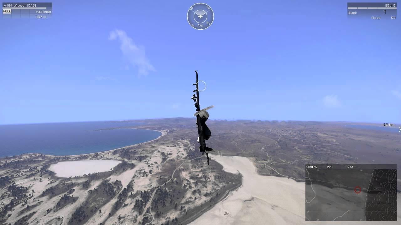 Arma 3 Bombing Tutorial