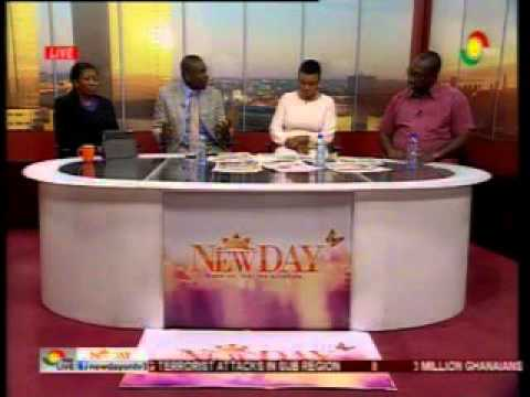 NewDay - Newspaper review - Analyzing the arrest of the 3 South Africans - 23/3/2016
