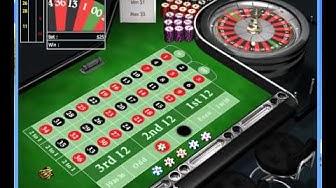 Online casino. Kazino no 64 uz 101 USD. Roulette strategy. Martingale.