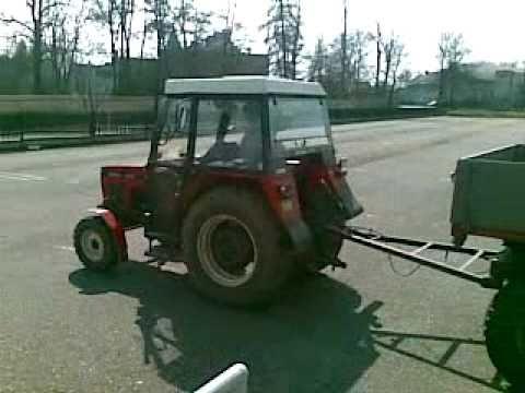 Závěrečné zkoušky Autoškola Traktor