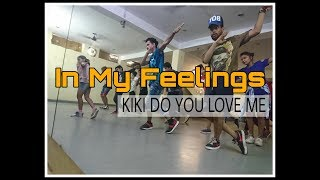 Drake - IN MY FEELINGS (KIKI ) Dance Choreography