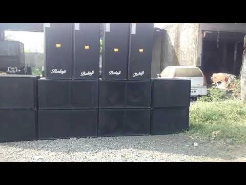 Balaji Dj Sound Dhamnod sound check