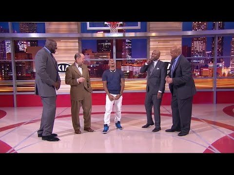 [Playoffs Ep. 3] Inside The NBA (on TNT) Full Episode – Ludacris Joins the TNT Crew - 4-21-15