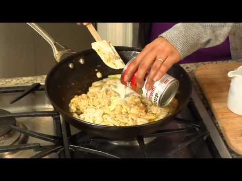 Easiest Chicken Broccoli Pasta Ever!