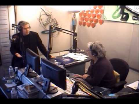 Steve Tyrell Interview - Jan. 22, 2013 on Martini in the Morning