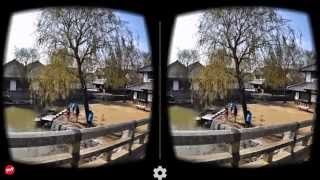 3D SBS Tokyo VR Cardboard - Best VR Tokyo tour for Google Cardboard.