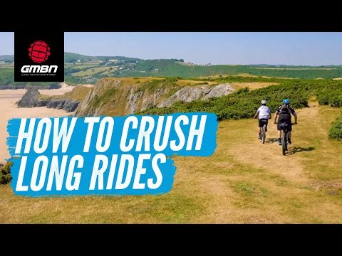 How To Ride Long Distances | GMBN Training Tips
