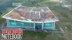 Reporter's Notebook: Cagayan de Oro Convention Center, isang dekada nang nakatengga