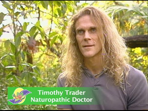 Dr. Tim Trader discusses his practice and a Raw Food Lifestyle.