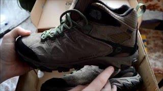 Ботинки мужские Merrell Serraton - Полный обзор