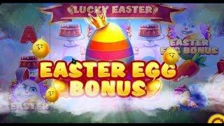 LUCKY EASTER, une machine à sous offrant des tas de Bonus... Gagnant ou pas ?