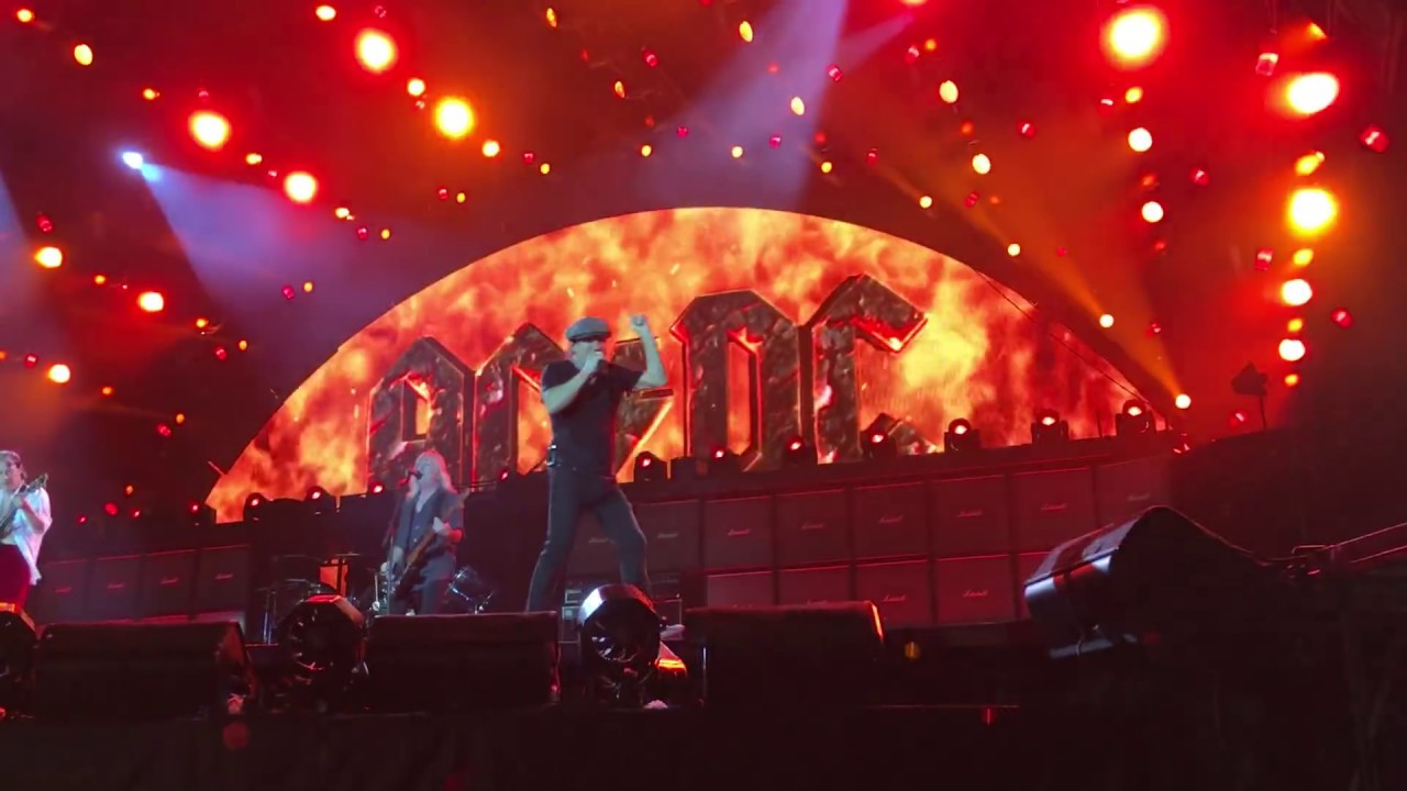 ac dc highway to hell live sydney australia nov 4th 2015 front row hd youtube. Black Bedroom Furniture Sets. Home Design Ideas
