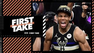 Giannis' closeout game wasn't the best in Finals history - Stephen A. & Max agree