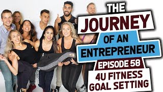 4U Fitness Studio QTR Meeting 2019 - Journey Of an Entrepreneur - Episode 58
