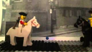 Lego Paul Revere