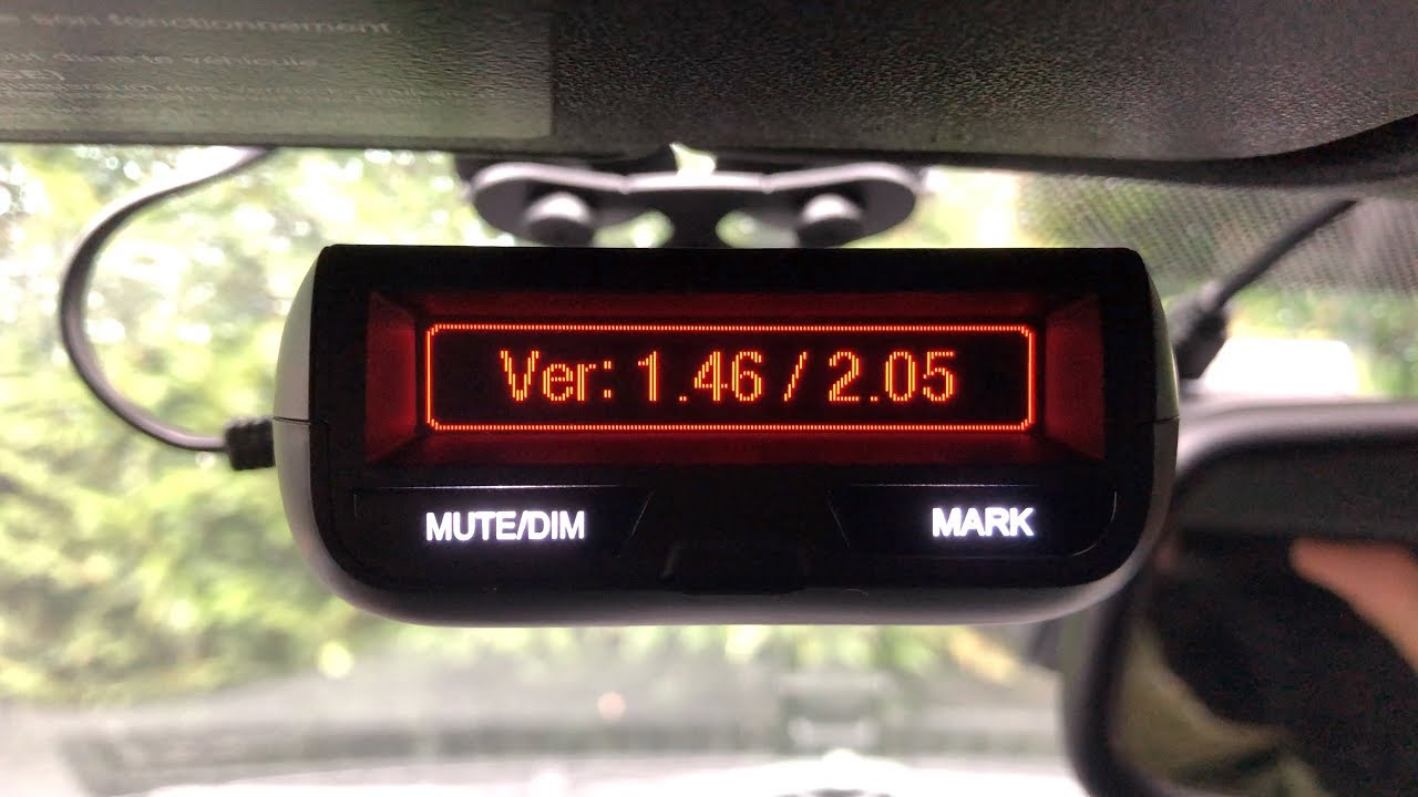 Uniden R1 & R3 Firmware 1 46 Released - Vortex Radar